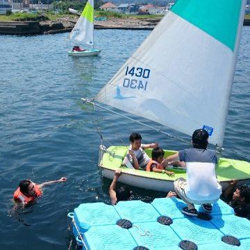 """7月28日(土)10:00~15:00、沿岸地域計画学研究室(山本研究室)が「たてやま海まちフェスタ」に参加し、誰もが安心・安全に海の快適性を享受できるプレジャーヨット「ハンザ2.3(旧称アクセスディンギー)」の体験乗船会を行います!場所は「""""渚の駅""""たてやま」隣接の水産実習岩壁です。暑い夏の一日を美しい館山の海で過ごしませんか?詳しくは「たてやま海まちフェスタ」で検索、またはこちらからhttp://www.city.tateyama.chiba.jp/minato/page100271.html#日本大学 #日本大学理工学部 #理工学部 #海洋建築 #海洋建築工学科 #海建 #ヨット #ディンギー #ハンザ #館山 #イベント #イベント情報 #たてやま #たてやま海まちフェスタ #渚の駅たてやま #7月28日"""
